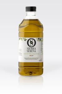 Botella aceite de oliva virgen extra Sierra Serena, 2l pet